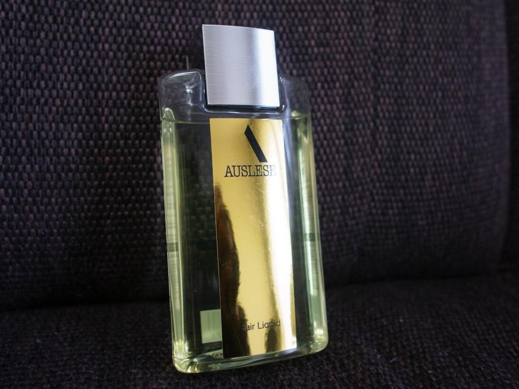 アウスレーゼヘアリキッド(緑)の香りレビュー