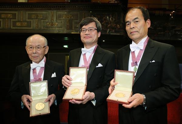 2014年に青色LEDの発明で日本人がノーベル賞を受賞