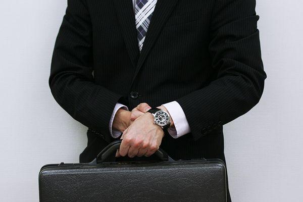 新社会人向けスーツ時計